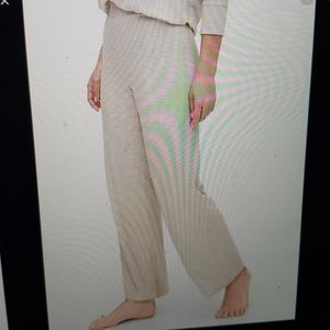 NWT Truesleep Modal Drop Needle Pants